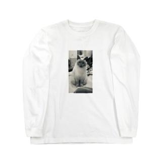 ミホ Long sleeve T-shirts