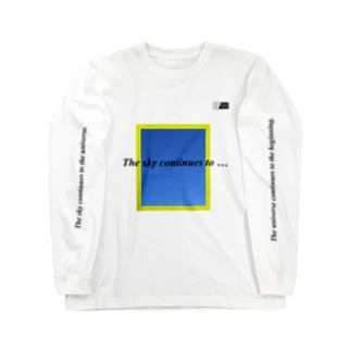 空 Long sleeve T-shirts