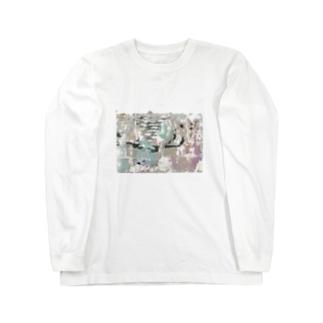 No.6 Long sleeve T-shirts