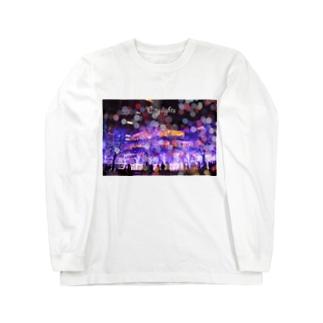 イルミネーション Long sleeve T-shirts