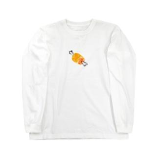 STDのタンパク質 Long sleeve T-shirts