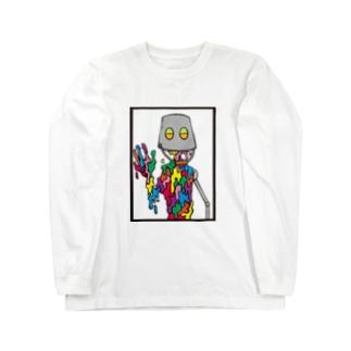 colors Long sleeve T-shirts