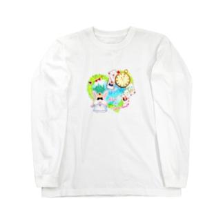 《ハロウィン》02*アリスうさぎ* Long sleeve T-shirts