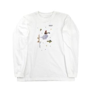 うめきなロージー Long sleeve T-shirts