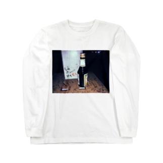 kaohsiung graffiti Long sleeve T-shirts