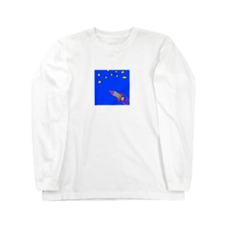 ろけぇっと Long sleeve T-shirts