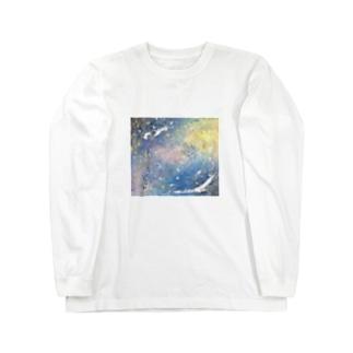 kono hoshi no sora Long sleeve T-shirts