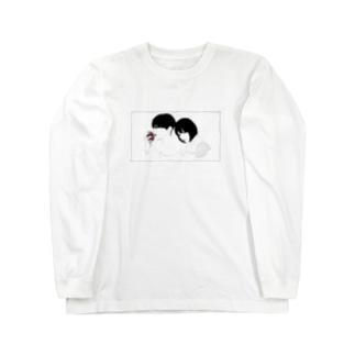 林檎 Long sleeve T-shirts