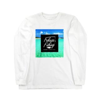 OKINAWAFISHINGSTYLE_T_ Long sleeve T-shirts