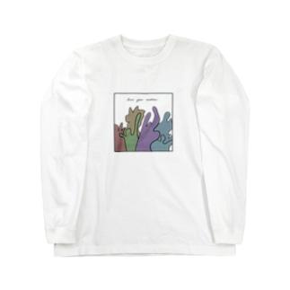 感情を生きろ Long sleeve T-shirts