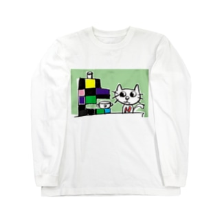 nekock Long sleeve T-shirts