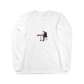 虚飾 Long sleeve T-shirts