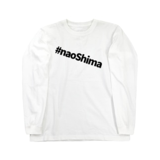 naoShima Tシャツ Long sleeve T-shirts