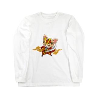 親兵衛のロングスリーブTシャツ Long sleeve T-shirts