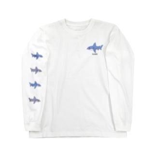 SAME Long sleeve T-shirts