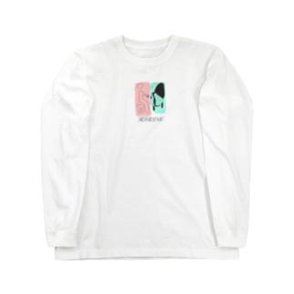 ピアニズム Long sleeve T-shirts