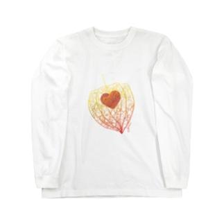鬼灯 Long sleeve T-shirts