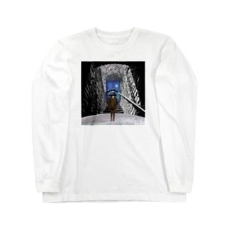 キネオラマのトイシステム Long sleeve T-shirts