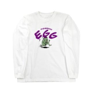 EGG P-TANロングスリーブTシャツ2 Long Sleeve T-Shirt