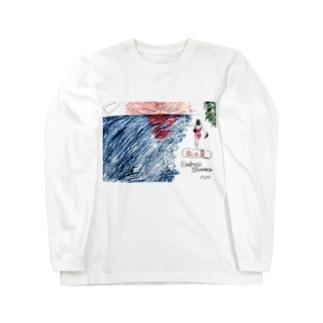 King.K 「私の夏-Endless Summer-」 Long sleeve T-shirts