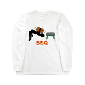 BBQ Long sleeve T-shirts
