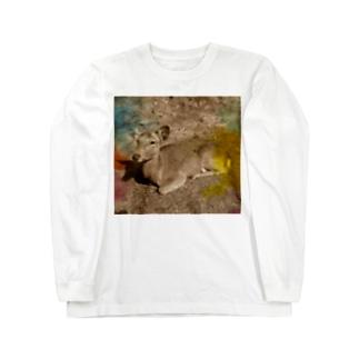 I love Nara. Long sleeve T-shirts