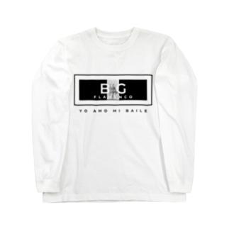BG yo amo mi baile Long sleeve T-shirts