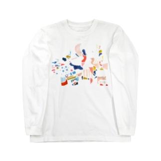 Cómo Te Quiero Long sleeve T-shirts
