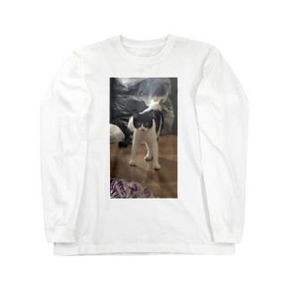 大股ザーボン Long sleeve T-shirts