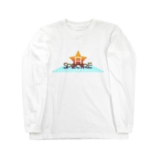【白田亜利紗コラボ】Spectre RETRO Long sleeve T-shirts