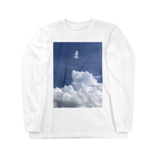夏空 Long sleeve T-shirts