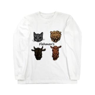 フレーメンず Long sleeve T-shirts