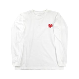 心の住民 Long sleeve T-shirts