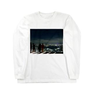 最上階 Long sleeve T-shirts