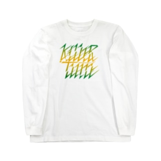 KILLER TUNE【淡色ベース】 Long sleeve T-shirts