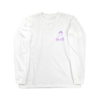おはーなめがみちゃん Long Sleeve T-Shirt