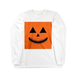 ハロウィン Long sleeve T-shirts