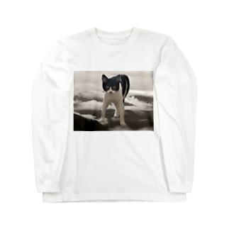 sngkのザーボン Long sleeve T-shirts