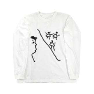 idolと私 Long sleeve T-shirts