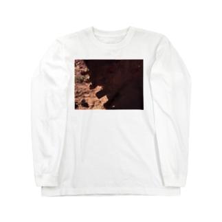 あるキャラバンサライにて ウズベキスタン04 Long sleeve T-shirts