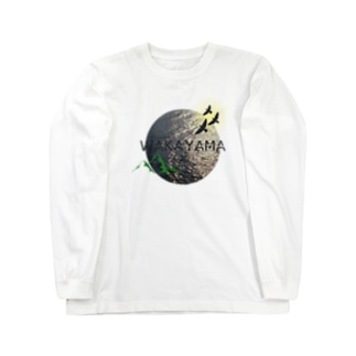 𝗜 𝗟𝗢𝗩𝗘 𝗪𝗔𝗞𝗔𝗬𝗔𝗠𝗔 Long sleeve T-shirts