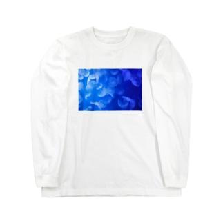 海月ちゃん Long sleeve T-shirts