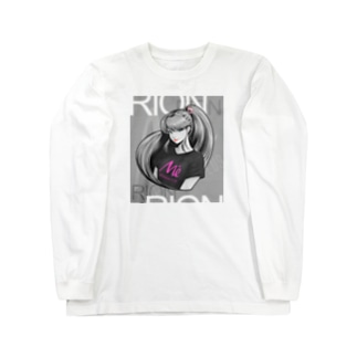 keita屋のRION MONOMODE Long sleeve T-shirts