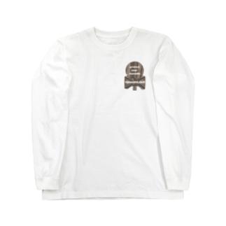 ヤマホル Long sleeve T-shirts