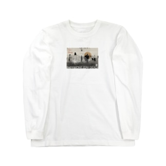 Night of the Living Dead_その5 Long sleeve T-shirts