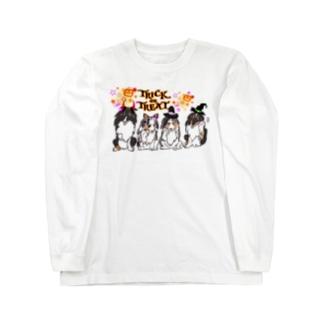 シェルブラ シスターズ  Long sleeve T-shirts