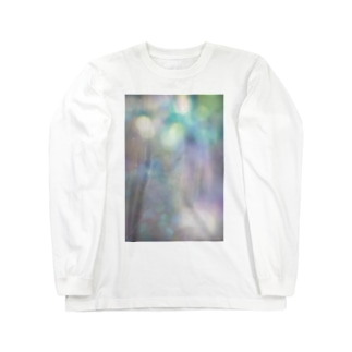 ゆめのしずく。 Long sleeve T-shirts