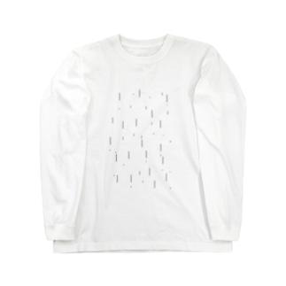 rain Long sleeve T-shirts
