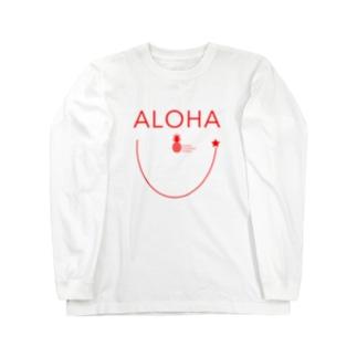 ALOHA Smile 165 Long sleeve T-shirts