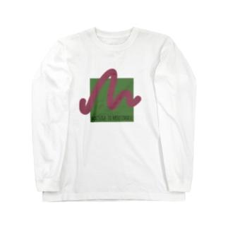 M. Long sleeve T-shirts